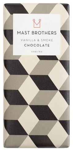 Vanilla and Smoke Bar - oh mast brothers chocolate - i would love to try some of these...