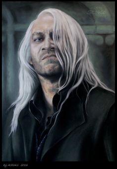 Lucius Malfoy by *AStoKo on deviantART