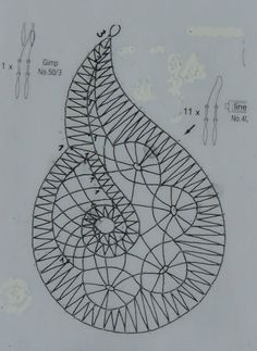 déco Pâques Bobbin Lace Patterns, Weaving Patterns, Bobbin Lacemaking, Wire Crochet, Lace Heart, Lace Jewelry, Lace Making, Hand Embroidery, Tatting