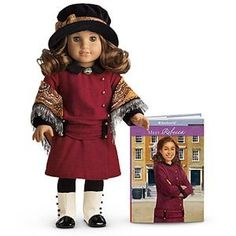 American Girl multicultural dolls - meet Russian-Jewish Rebecca Rubin