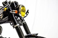 Honda S90 Cafe Racer Built With Parts from Dime City Cycles #motorcycles #caferacer #motos | caferacerpasion.com