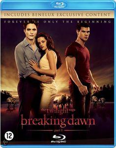 Twilight Saga, The: Breaking Dawn - Part 1 (Blu-ray+Dvd)