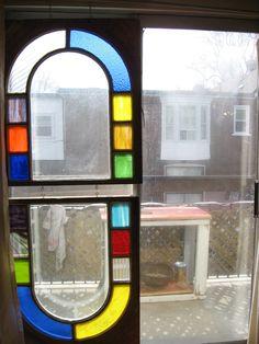 114 year old windows Toronto 2012