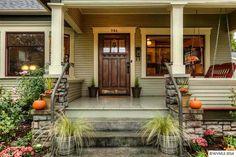 Small Craftsman Bungalow in Oregon | hookedonhouses.net