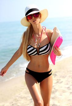 Latest looks on Chicisimo Cruise Outfits, Summer Outfits, Summer Wear, Spring Summer Fashion, Cool Outfits, Fashion Outfits, Womens Fashion, Bikinis, Swimwear