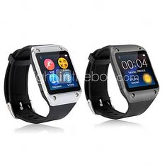 WWP027 Wearable Smartwatch Message Control/Hands-free/Timer for Android smartphones