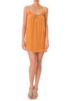Haute Hippie Resort 2013 Criss Cross Back Dress