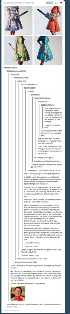 Yes. I am usually not a gamer, but I would play this so hard.