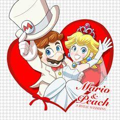 Peach Mario, Mario And Princess Peach, Mario Fan Art, Super Mario Art, Mario Y Luigi, Mario Kart, Princes Peach, Super Mario Bros Nintendo, Mario Funny
