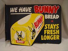 That's what I said...Bunny Bread!