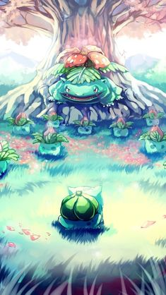 Des fonds d'écran Pokémon pour vos PC et smartphones !