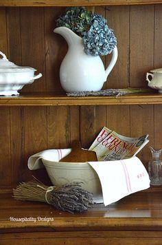 Ironstone - Dining Room Hutch - Housepitality Designs