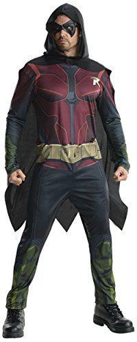 Rubie's Costume Men's Batman Arkham City Adult Robin, Multicolor, Medium Rubie's Costume Co http://www.amazon.com/dp/B00IMB2K2K/ref=cm_sw_r_pi_dp_XE9nvb1MHHMCN