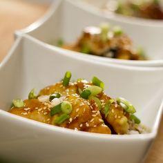La fameuse recette de poulet Général Tao de Laurent Lasalle, telle que cuisinée lors de l'épisode 39 de #BLCLIVE !