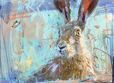 James Bartholomew - Brown Hare V