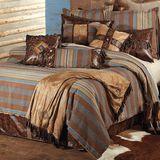 Serape Stripe Bed Set - King - OVERSTOCK