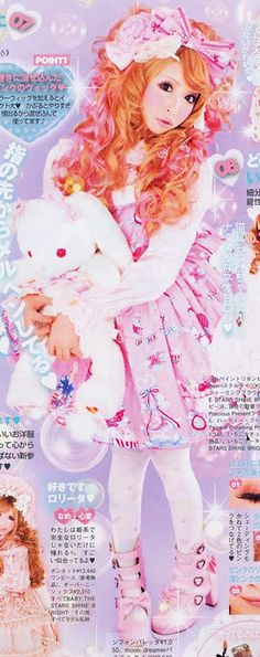 . Gyaru Fashion, Harajuku Fashion, Kawaii Fashion, Lolita Fashion, Cute Fashion, Japanese Fashion Trends, Japanese Street Fashion, Tokyo Fashion, China Fashion
