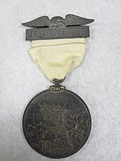 Jeannette Medal - Wikipedia Henry Wilson, Congressional Gold Medal, United States Mint, Army & Navy, Awards, Decorations, Dekoration, Ornaments, Decor