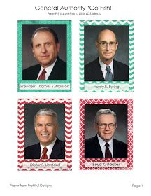 General Conference 'Go Fish!'