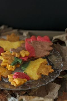 🍂  fall cookies...how to...