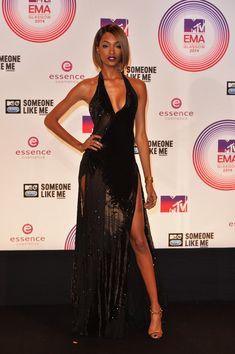 Jourdan Dunn MTV EMAS 2014