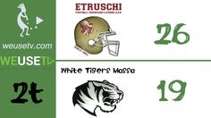 #WEUSETV FT #ETRUSCHIFOOTBALL #Etruschi #Livorno Vs #White #Tigers #Massa (26-19) (secondo tempo)