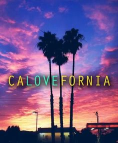 California dreaming! One day!!!!