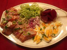Bilderesultat for rakfisk fra valdres Tacos, Mexican, Beef, Ethnic Recipes, Food, Meat, Eten, Ox, Ground Beef