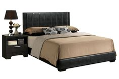 Burbank Full Bed from Gardner-White Furniture