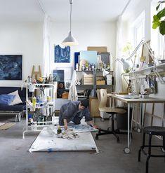 Ikea catalog for 2018 – Check the best ideas # idea house … – Room Decoration Ikea Inspiration, Ikea Interior, Home Interior, Boutique Interior Design, Interior Design Tips, Ikea Workspace, Ikea 2018, Catalogue Ikea, Ikea Art