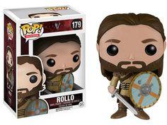 Pop! Television Vikings - Rollo - Vikings (TV Show) Funko Figures
