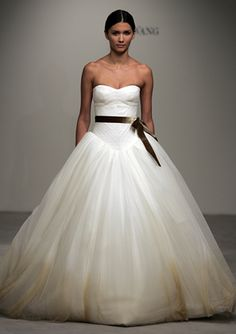 I have to have a Vera Wang Wedding Dress for my wedding