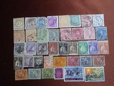 Collections Stamps  in Portugal