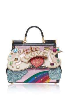 3108bb7a75 399 Best Dolce Gabbana images in 2019 | Bags, Leather totes, Leather ...