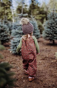 Handmade Boho Toddler Romper Christmas Holiday Outfit | AshleyRoseClothing on Etsy