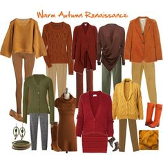Warm Autumn Renaissance by jeaninebyers on Polyvore featuring polyvore, fashion, style, American Vintage, Marc by Marc Jacobs, Lucien Pellat-Finet, Tomas Maier, Alexander Wang, Chloé and BLANKNYC