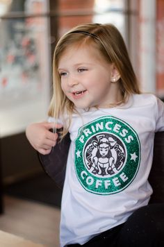 Cinderella Starbucks Coffee Shirt @simplycrafty1