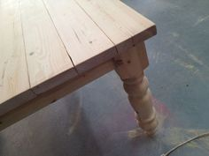 How to Stain Wood Furniture - Wood Staining Techniques from Ana White - Country Living