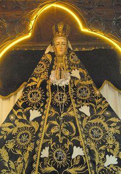 Virgen de la Soledad Oaxaca