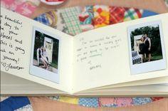 instax wedding guest book - Google Search