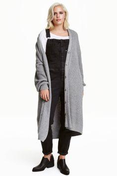 H&M+ Chunky-knit cardigan | H&M