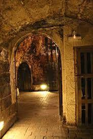 Laguardia (Álava) - Bodega subterranea