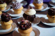 cupcakes display