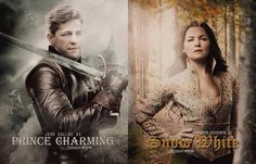 Gorgeous old school cast posters
