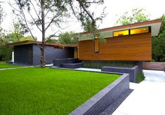 Welch Architecture modern house home design