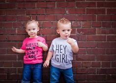 Hey Girl {Littles} – Sweet Caroline