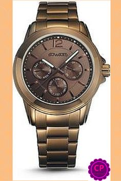#Reloj de señora #Duward  www.capricciplata.com www.facebook.com/capricci.plata1 Chronograph, Watches, Facebook, Accessories, Clocks, Wristwatches, Jewelry Accessories