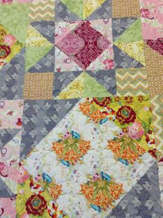 Lilly Belle collection by Bari J. Pattern is Starlight.