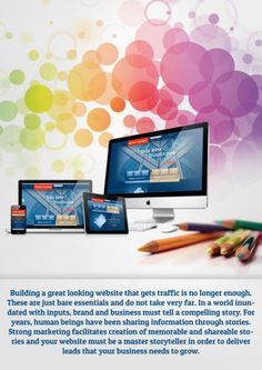 Best Website Design Can Appeal Hundreds Of Visitors  A properly designed website that incorporates right techniques for marketing and promoting sites go a long way in attaining the desired level of traffic. To attain the desired traffic level, it is vital to hire expert web designers and SEO specialists.
