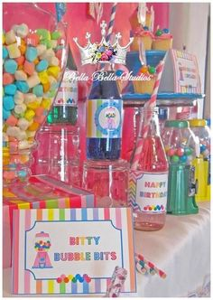 Bubble Gum Party #bubblegum #party